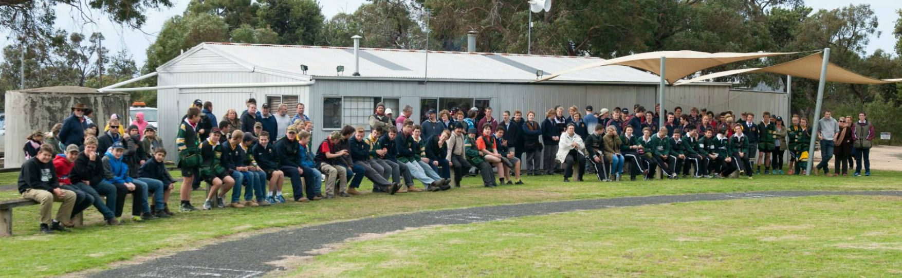 Juniors-East Gippsland Secondary School Simulated Field Championship 2015