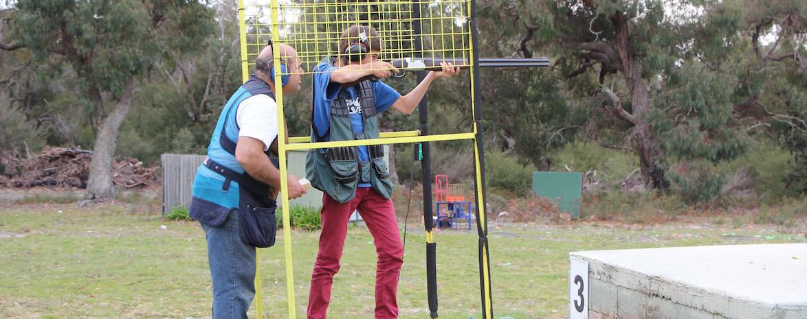 Fostering junior shotgun shooters